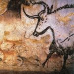 Rysunki naskalne w jaskini Lascaux