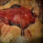 Rysunki naskalne w jaskini Altamira
