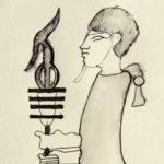 Artysta wstarożytnym Egipcie