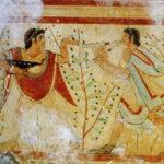 Malarstwo ścienne Etrusków
