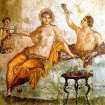Malarstwo ścienne imozaika rzymska