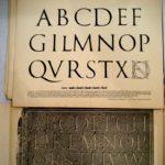 Pismo rzymskie – litera rzymska kapituła (kapitała)