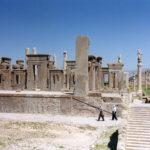 Sztuka starożytnej Persji iPersepolis
